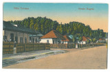 2587 - BAILE VULCANA, Dambovita, Romania - old postcard, CENSOR - used - 1917, Circulata, Printata