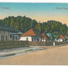 2587 - BAILE VULCANA, Dambovita, Romania - old postcard, CENSOR - used - 1917
