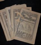 NECULAI V. ADAM, REVISTA MOLDOVEI, ANUL III, 1923 (12 Numere/7 Reviste - AN COMPLET !!!), Botosani