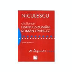 Dictionar francez-roman / roman-francez de buzunar