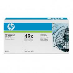 Toner NR.49X Q5949X 6000 PAGINI ORIGINAL HP LASERJET 1320 / 3390 / 3392