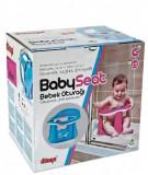 Scaun baie bebelusi MN0151300 disponibil in 2 culori roz si albastru DUNYA