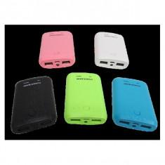 Baterie externa - power bank tableta/telefon 7800 mAh micro USB?