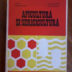 Apicultura si sericicultura -  C. E. Pop / C44P