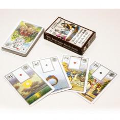 Carti Tarot Madmoiselle Lenormand ORIGINALE, SIGILATE, IMAGINI DEOSEBITE + CARTE