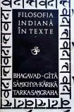 Sergiu Al-George - Filozofia indiana in texte