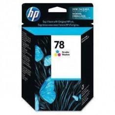 Consumabil HP Cartus 78 Tri-Colour C6578D