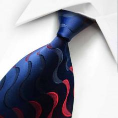 Model 3 - cravata matase 100% naturala + cutie cadou