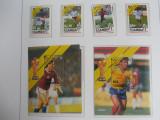 Serie bloc timbre fotbal sport Campionatul Mondial de Foltbal Italia 1990 Hagi