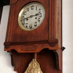 Ceas de perete cu pendula Hamburg