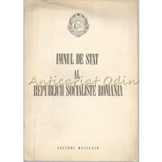 Imnul De Stat Al Republicii Socialiste Romania