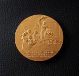 Medalie Tinerimea romana - 1928 - Jubileul de 50 de ani - Palatul
