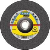 Klingspor - A 24 N SUPRA - Disc polizare inox, 230x22.2x6 mm