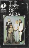 Caseta ABBA – The Best Of ABBA Vol. 2