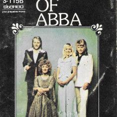 Caseta ABBA – The Best Of ABBA Vol. 2, originala