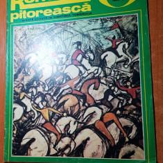 Romania pitoreasca octombrie 1975-articol si foto jud iasi,soveja si vaslui