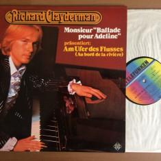 richard clayderman am ufer des flusses au bord de la riviere disc vinyl lp pop