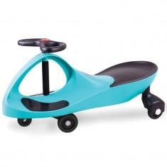 Masinuta fara pedale Didicar, 3 ani+, suporta maxim 120 kg, Turcoaz