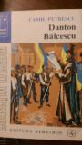 Danton,Balcescu,Mitica Popescu,Act venetian,Suflete tari,Jocul ielelor CPetrescu