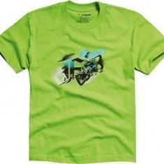 Tricou Copii Fox culoare verde deschis marime L Cod Produs: MX_NEW 47690323005AU
