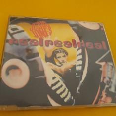 CD JESUS JONES-REAL REAL REAL ORIGINAL EMI