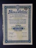 Actiuni Banca Urbana - 1945 - titlu - actiune Bucuresti
