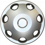 Capace roata 13 inch tip Opel, culoare Silver 13-106 Kft Auto, Croatia Cover