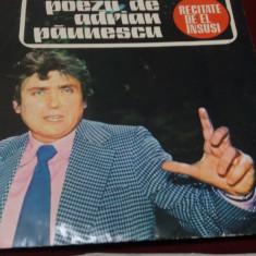 DISC VINIL POEZII DE ADRIAN PAUNESCU