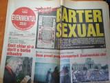 Ziarul evenimentul zilei 15 decembrie 2000-cristina s.,autoproclamata regina R&B
