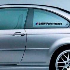 Sticker auto model BMW ///M Performance (set 2 buc.)