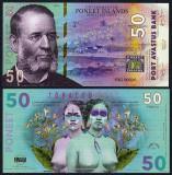 INSULA PONEET. 500 KASUTU 2016. POLYMER. UNC