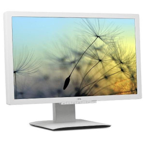 Monitor 27 inch LCD IPS, HDMI, Fujitsu P27T-6, White