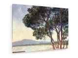 Cumpara ieftin Tablou pe panza (canvas) - Claude Monet - The Beach of Juan-les-Pins - 1888