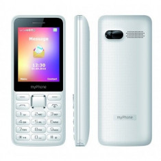 Resigilat Telefon mobil MyPhone 6310 Dual Sim 2G, 2.4, Camera VGA, 900mAh, White
