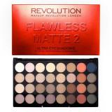 Paleta Cu 32 Farduri Mate Makeup Revolution Flawless Matte 2