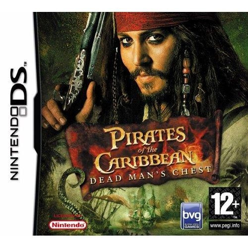 Pirates of the Caribbean: Dead Man's Chest NDS