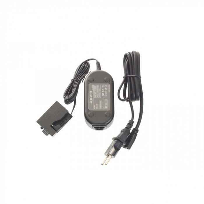 AC adapter ACK-E5 DR-E5 LP-E5 replace Canon EOS 450D 500D 1000D