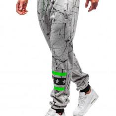 Pantaloni de trening bărbați gri Bolf 55068