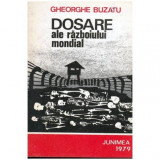 Dosare ale razboiului mondial (1939-1945), Gheorghe Buzatu