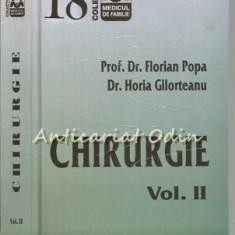 Chirurgie II - Florian Popa, Horia Gilorteanu