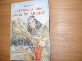 KARL  MAY  -  COMOARA  DIN  LACUL  DE  ARGINT  *