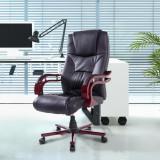 Scaun directorial, ergonomic, Negru, 921-015BK