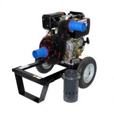 Motopompa de irigat Gardelina cu Motor Antor DWP 188 K (A)