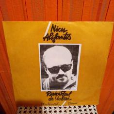 -Y- NICU ALIFANTIS - RISIPITORUL DE IUBIRE   DISC VINIL LP