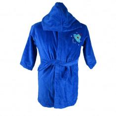 Halat de baie pentru fetite NN HBBN1-AL, Albastru