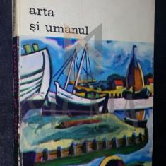 EDGAR PAPU - ARTA SI UMANUL