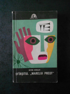 SEVER NORAN - SFARSITUL MARELUI PREOT (Colectia Sfinx)