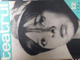 """Revista """"Teatrul""""anii 1960-1980."""