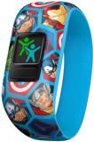 Bratara Fitness Garmin Vivofit Jr.2, Bratara elastica, Avengers, Bluetooth (Albastru)