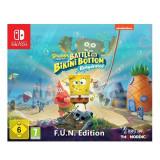Spongebob Squarepants Battle For Bikini Bottom Rehydrated Fun Edition Nintendo Switch